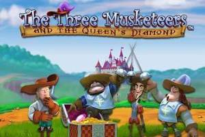The three mmusketeers