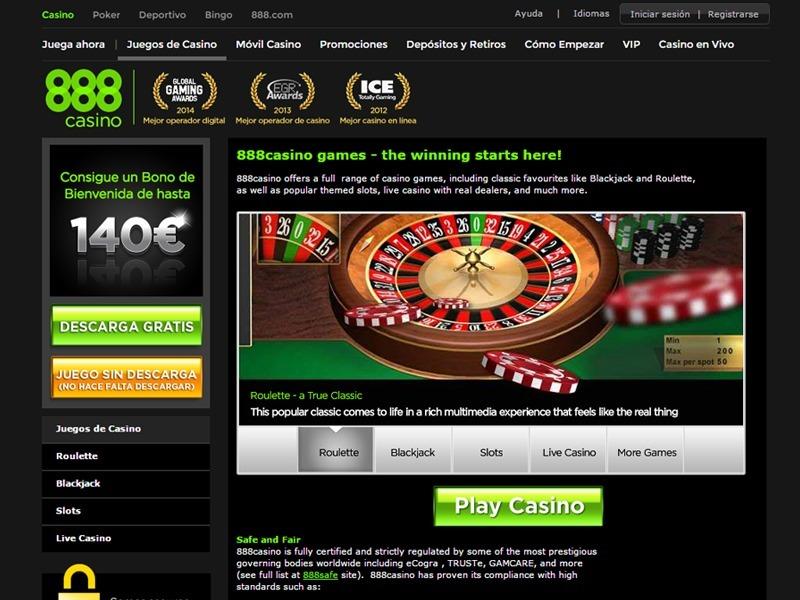 888 Com Casino On Net Jogos Gratis