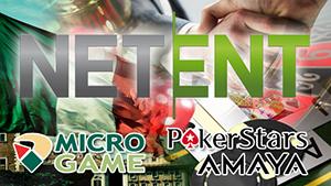NetEnt & Poker Stars